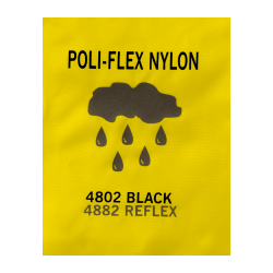 4882 Reflexní eco nylon nažehlovací fólie Poli-Flex / Reflex ECO nylon