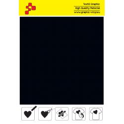 IDSF710A Black (Sheet) Speed flex thermal transfer film / iDigit