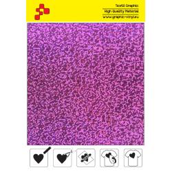 IDL738A Cyclamen Glam (Sheet) thermal transfer film / iDigit