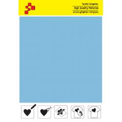 IDSF741A Powder Blue (Sheet) Speed flex termal transfer film / iDigit