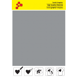 IDSF796A Silver (Sheet) Speed flex termal transfer film / iDigit