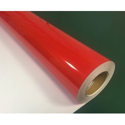 R1040 Red reflective plotter film / AVERY