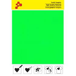IDP441A Neon Green (Sheet) termal transfer film / iDigit