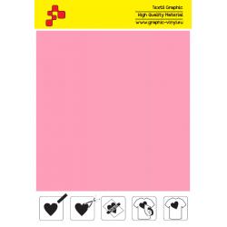 461A Baby Pink (Sheet) termal transfer film / POLI-FLEX PREMIUM