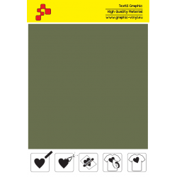 IDP469A Military Green (Sheet) termal transfer film / iDigit