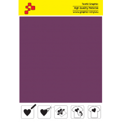 IDP471A Aubergine (Sheet) termal transfer film / iDigit