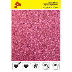 457A Pearl Pink (Sheet) termal transfer film / Poli-flex