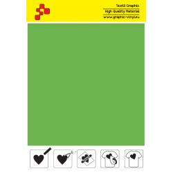 IDSF754A Grass Green (Sheet) Speed flex termal transfer film / iDigit