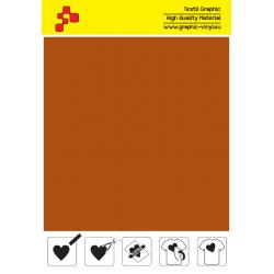 F764A Leather (Sheet) Turbo flex termal transfer film / B-flex