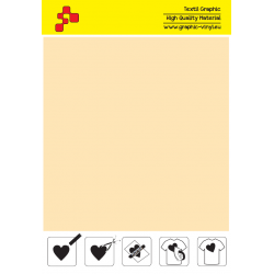 IDSF766A Beige (Sheet) Speed flex termal transfer film / iDigit