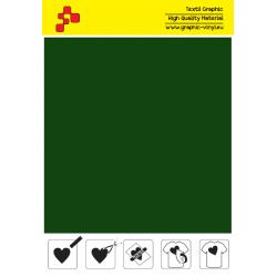IDSF780A Forest Green (Sheet) Speed flex termal transfer film / iDigit
