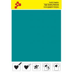 F783A Aquamarine (Sheet) Speed flex termal transfer film / iDigit
