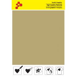 SF792A Gold (Sheet) Turbo flex termal transfer film / B-flex