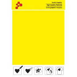 IDSFFLUO20A Neon Yellow (Sheet) Speed flex thermal transfer film / iDigit