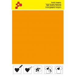 IDSFFLUO30A Neon Orange (Sheet) Speed flex thermal transfer film / iDigit