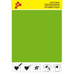 IDSFFLUO50A Neon Green (Sheet) Speed flex thermal transfer film / iDigit