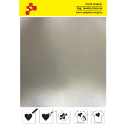 IDBFREFA Reflective Silver (Sheet) thermal transfer film / iDigit