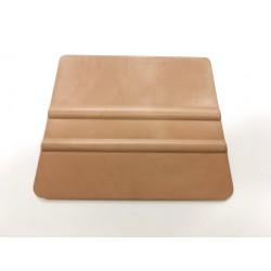 Teflon trapezoidal spatula gold / iDigit