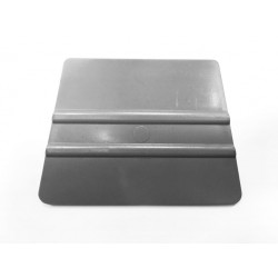 Teflon trapezoidal spatula silver / iDigit