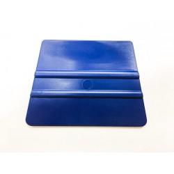 Soft plastic trapezoidal spatula blue / iDigit