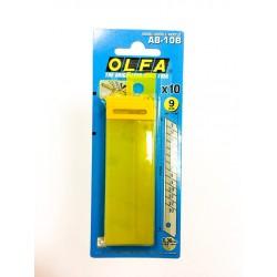 Spare blade 59° - 9mm 10pcs / iDigit
