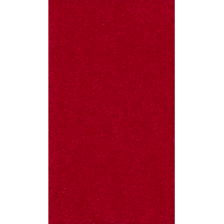VelCut Evo Red 05 suede termanl transfer film / SEF Textile