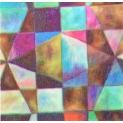 Fantasy Flex Kaleidoscope 03 termal transfer film / SEF Textile