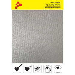 IDRCS1A Reflexcut Silver 1 reflective termal transfer film / iDigit