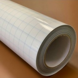 AT170 Application PVC film with backing liner / Poli-Tape