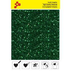 IDD750A Green Pearl Glitter (Arch) thermal transfer film / iDigit