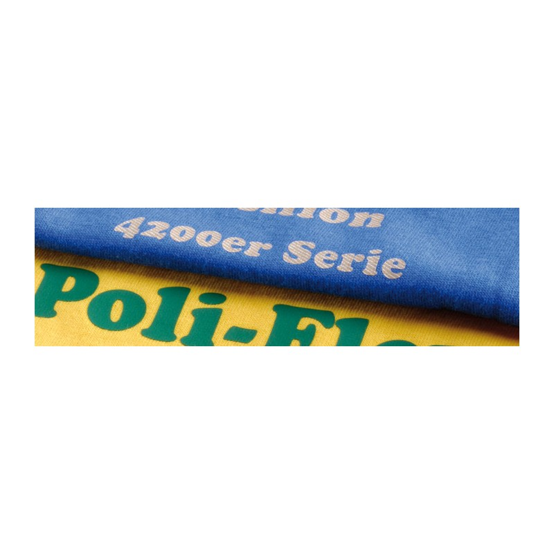 461 Baby Pink Poliflex Poli-Flex Premium FLEXFOLIE B/ÜGELFOLIE 50 cm x 1 m