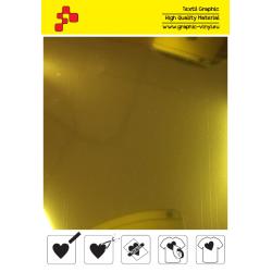 IDSGA Metallic gloss gold (Sheet) termal transfer film / iDigit