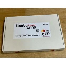 L402SA3 Laser printing transparent iron-on foil / CFP Flex